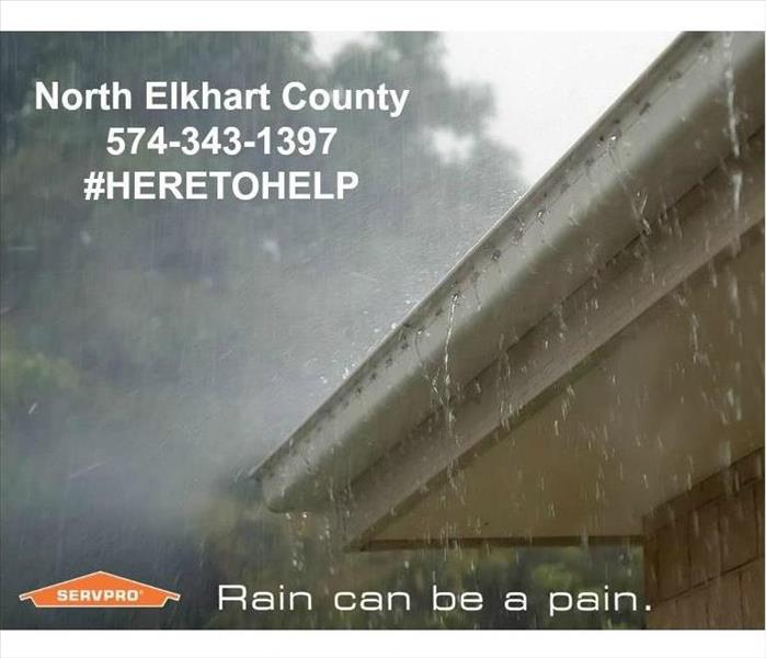 Spring rains and storms can be a pain at your Elkhart home