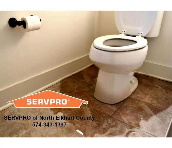 Elkhart water damage