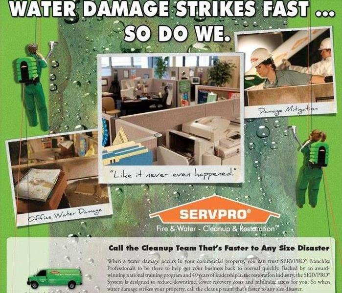 Call SERVPRO of North Elkhart County Today