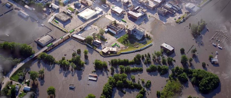 Elkhart, IN commercial storm cleanup