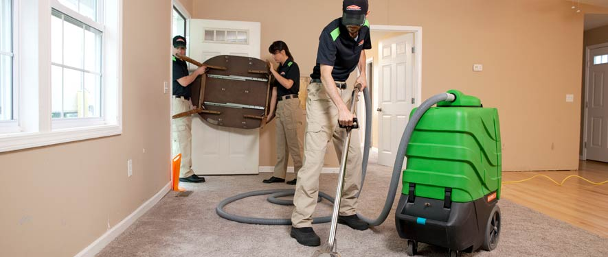 Elkhart, IN residential restoration cleaning
